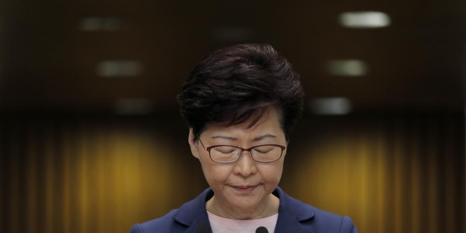 Gobierno de Honk Kong reconoce derrota en elecciones