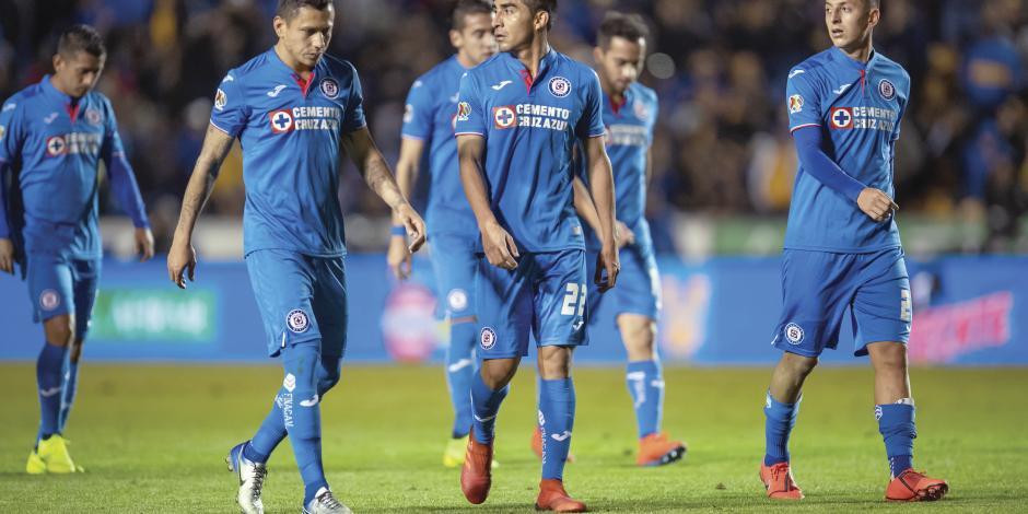 Cruz Azul invierte 99 mdd en la última década... y no gana títulos