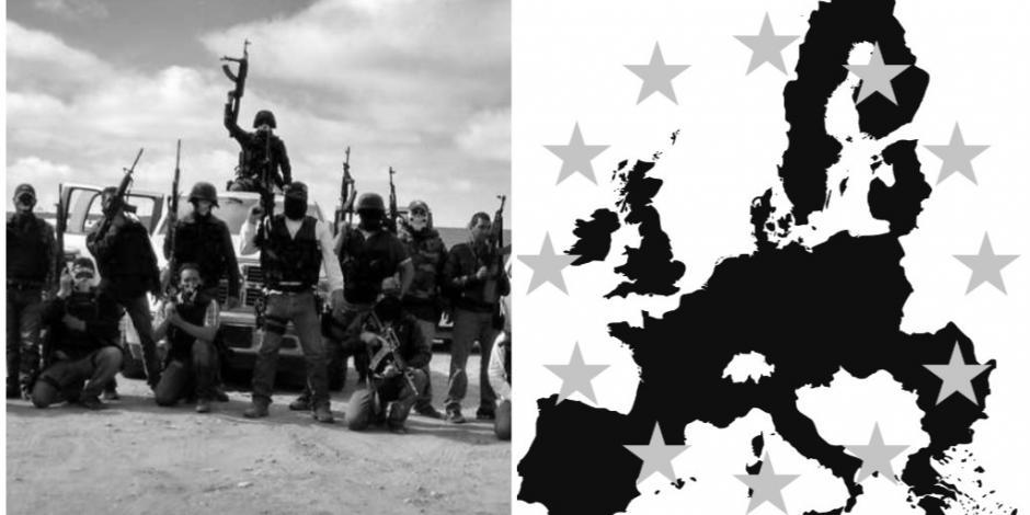 Las 3 preocupaciones que el narco mexicano provoca en Europa