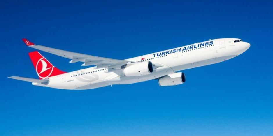 TurkishAirlines prepara operar vuelo directo Estambul- CDMX
