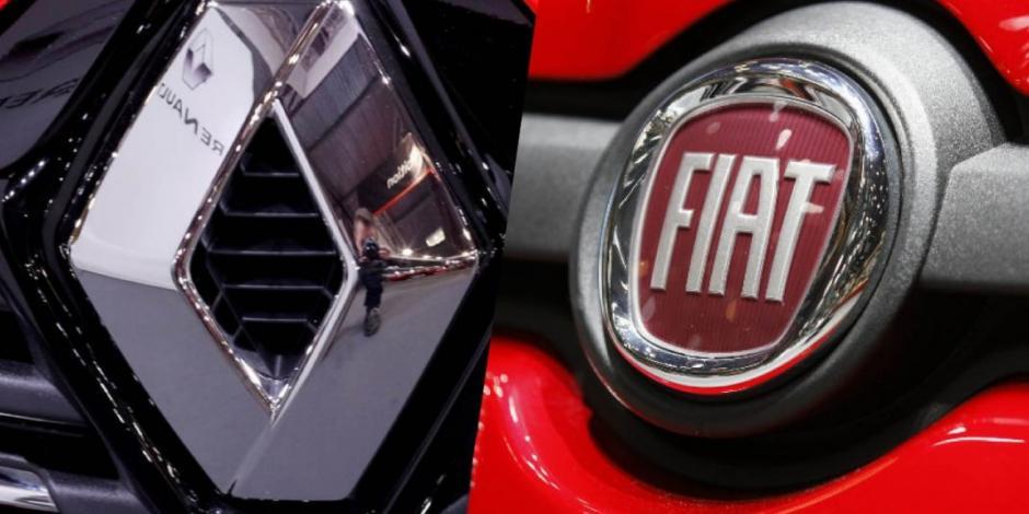 Fiat Chrysler busca fusión con Renault para producir vehículos eléctricos