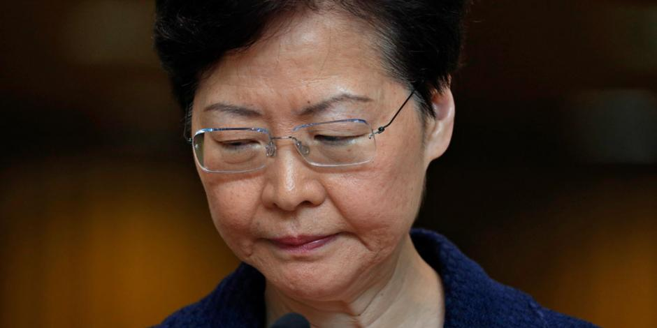 Hong Kong llama al diálogo para poner fin a las protestas