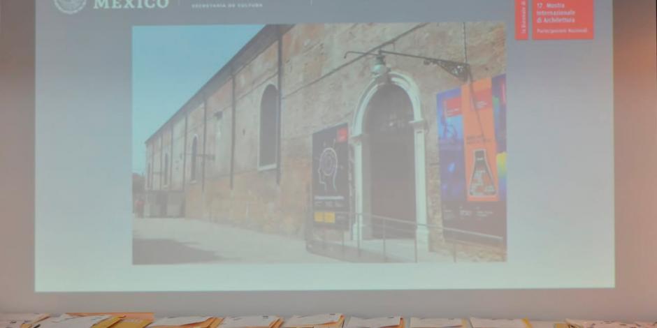 Participan 153 propuestas en la Muestra Internacional de Arquitectura de la Bienal de Venecia