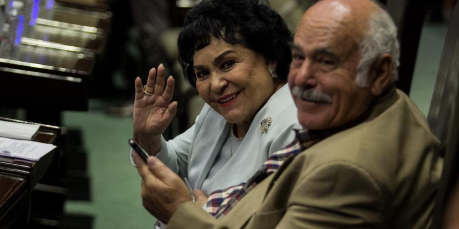 Carmen Salinas confunde VIH con formato VHS, desata burlas en redes
