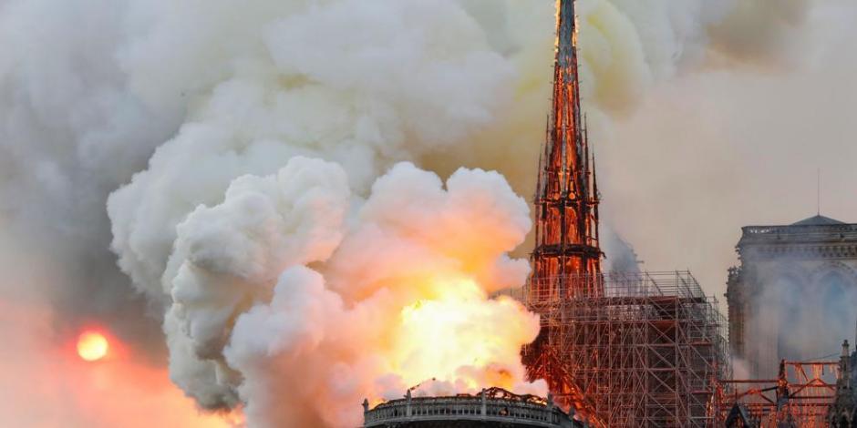 Apoyo que ofreció México para reconstruir catedral de Notre Dame es bien visto por Francia