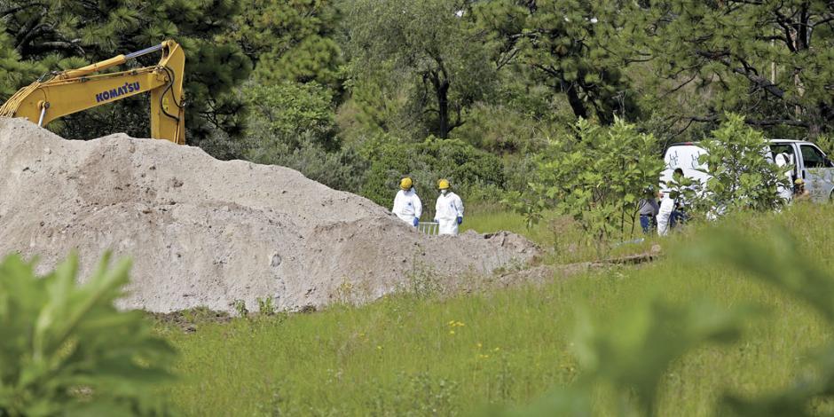 Aumenta a 75 bolsas con restos en Zapopan