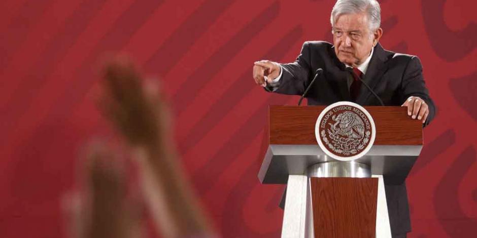 Gobierno ya no tendrá líderes sindicales favoritos: AMLO