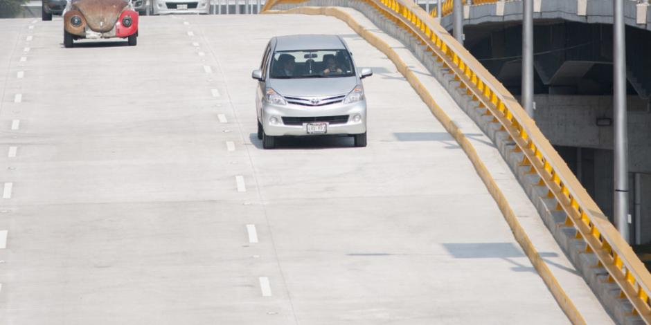 Con avance de 90%, obras en 45 puentes vehiculares