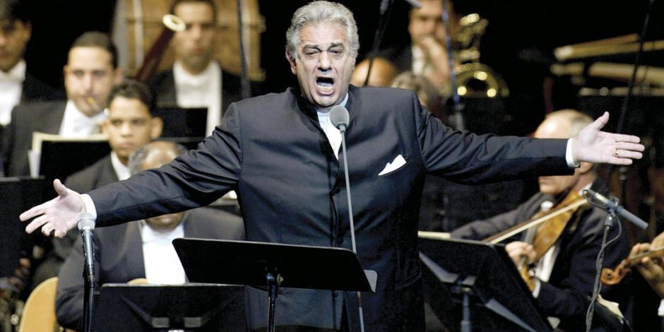 Placido Domingo regresa a escena en el Festival de Salzburgo