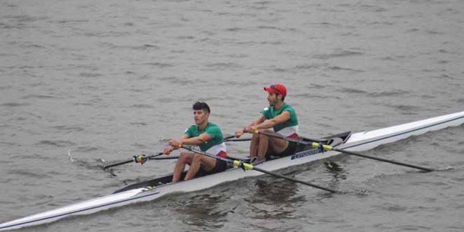 ¡Impresionante! Armenta y López consiguen la medalla de oro 28 para México