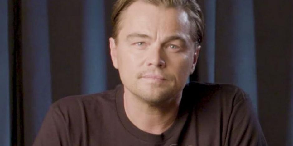 DiCaprio llama a hacer más que oraciones por el Amazonas