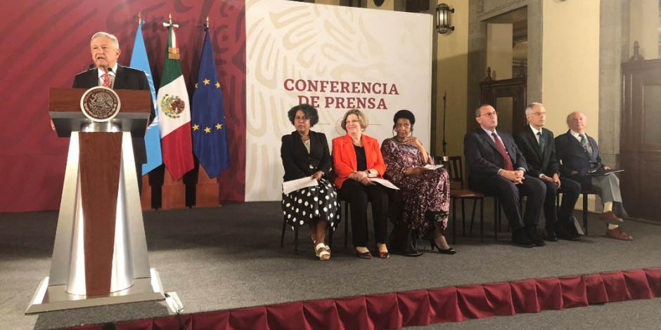 Lanzan iniciativa Spotlight que busca erradicar la violencia en contra de las mujeres