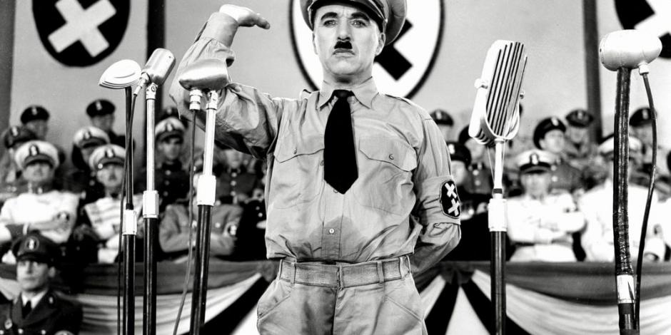 Chaplin y Benjamin