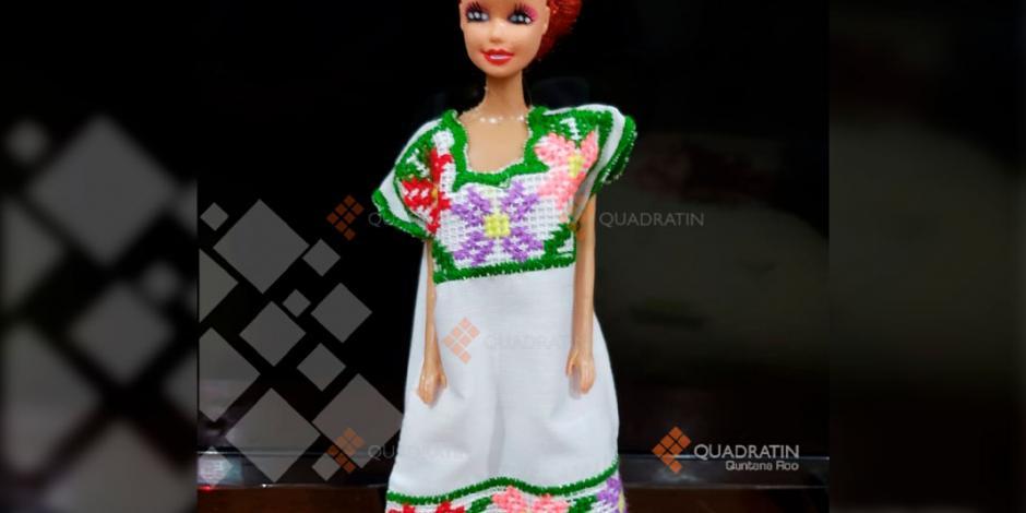 Nace Azul, la primera muñeca con legado maya