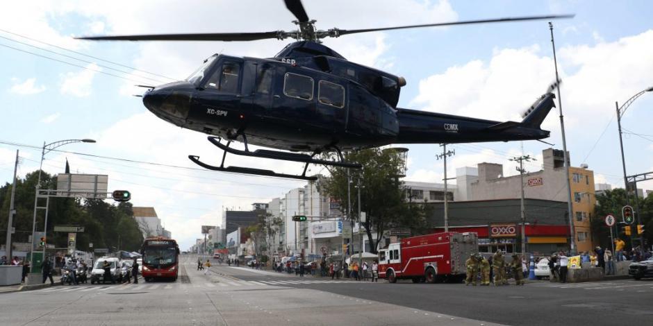Apoya Ciudad de México ante tragedia por explosión en Hidalgo