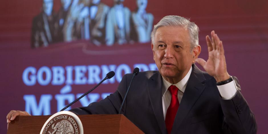 Creación de empleos, Reforma Educativa, Guardia Nacional... en mañanera de AMLO