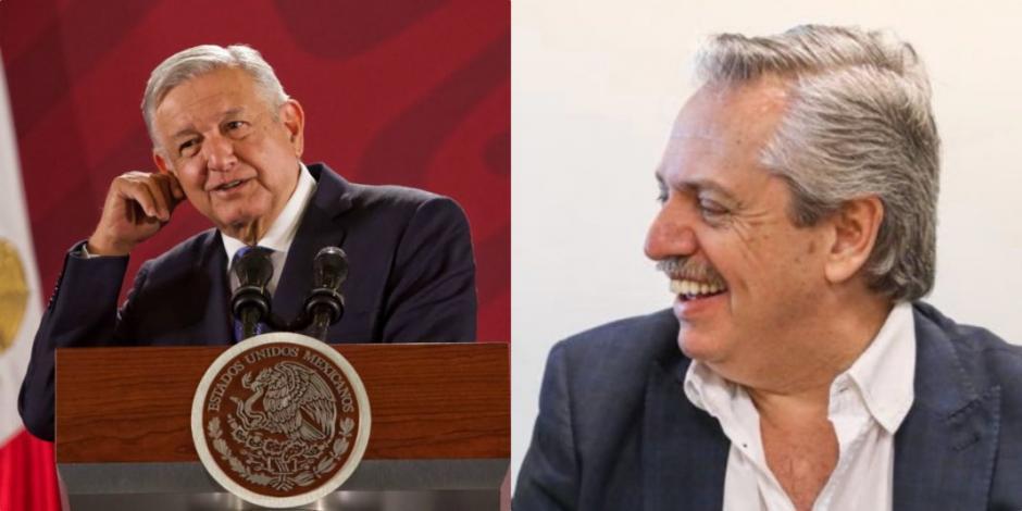 Con comercio, AMLO busca ayudar a Argentina a superar crisis económica