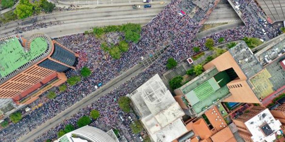 Crisis de Caracas, un referente de la geopolítica internacional