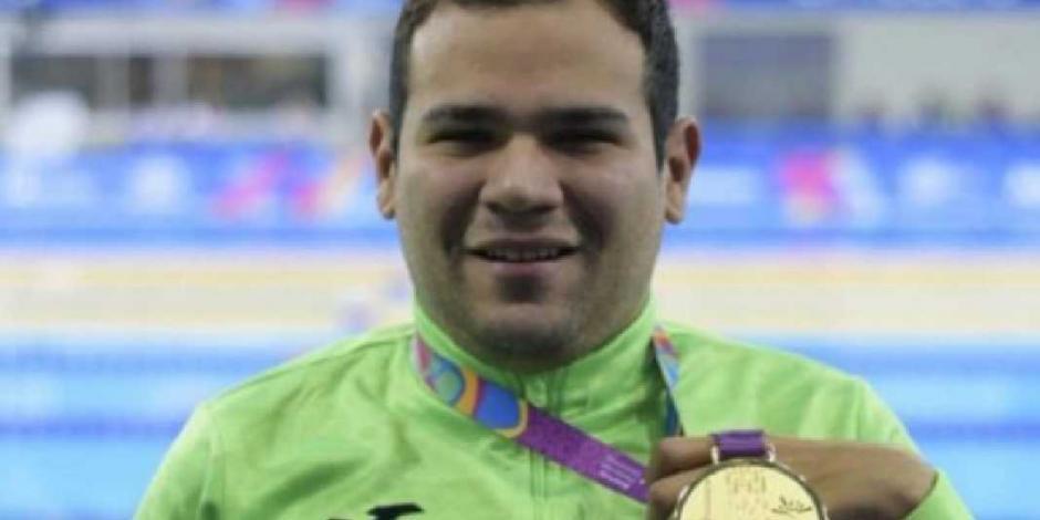 Mexicano Diego López Díaz gana cuarto oro en Lima 2019