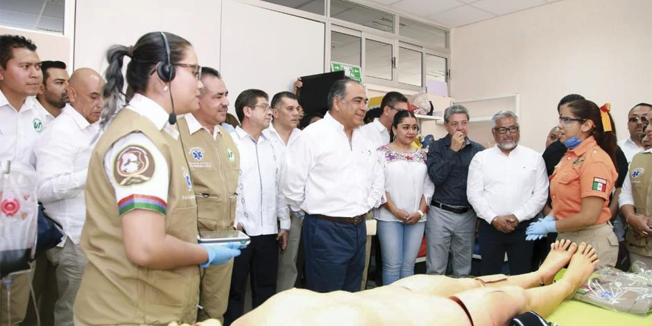 Astudillo apoya a Tecnológico de Iguala