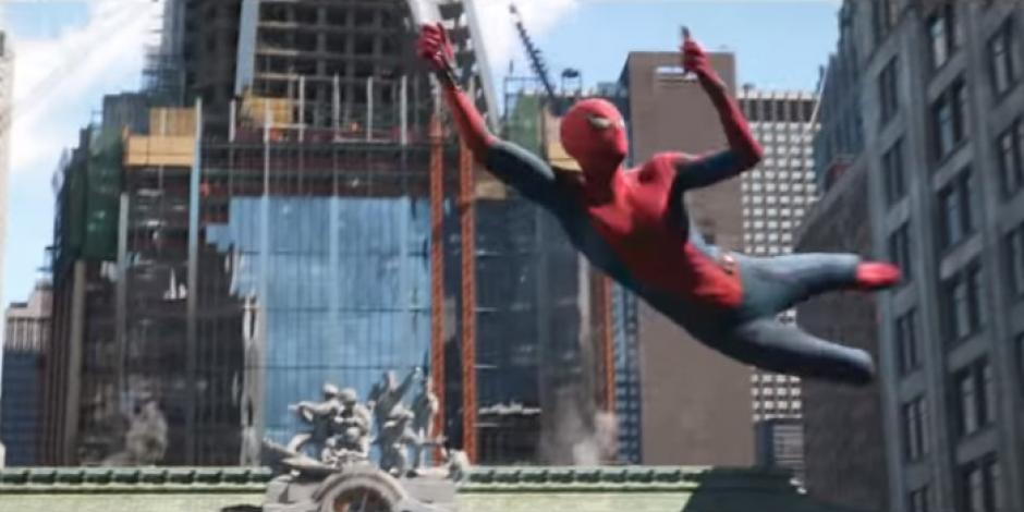 "Lanzan trailer de nueva entrega de ""Spider-Man: Far From Home"""