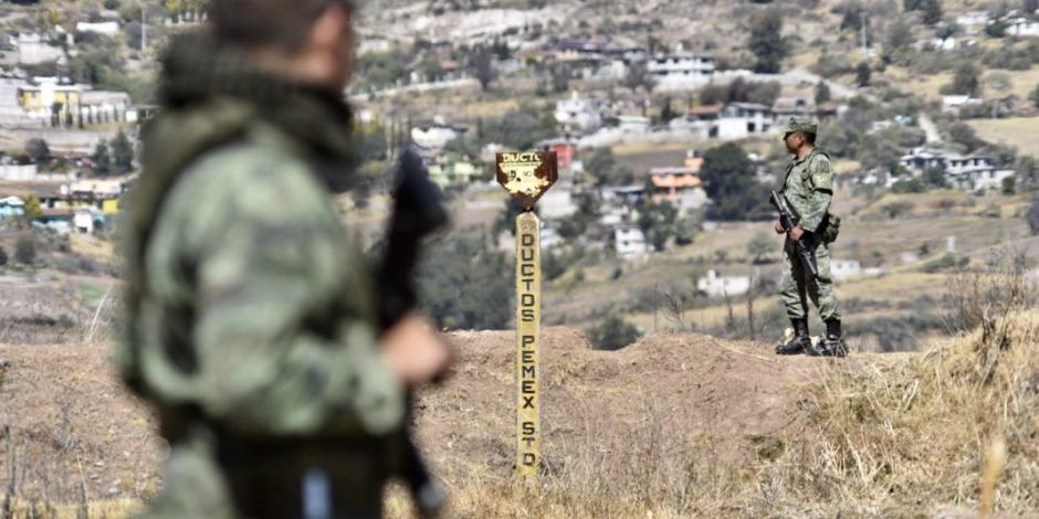 Más de ocho mil militares han participado en combate al