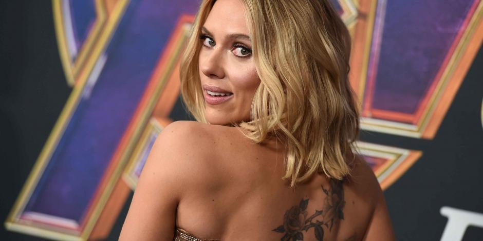Scarlett Johansson ayunó 15 horas al día para interpretar a