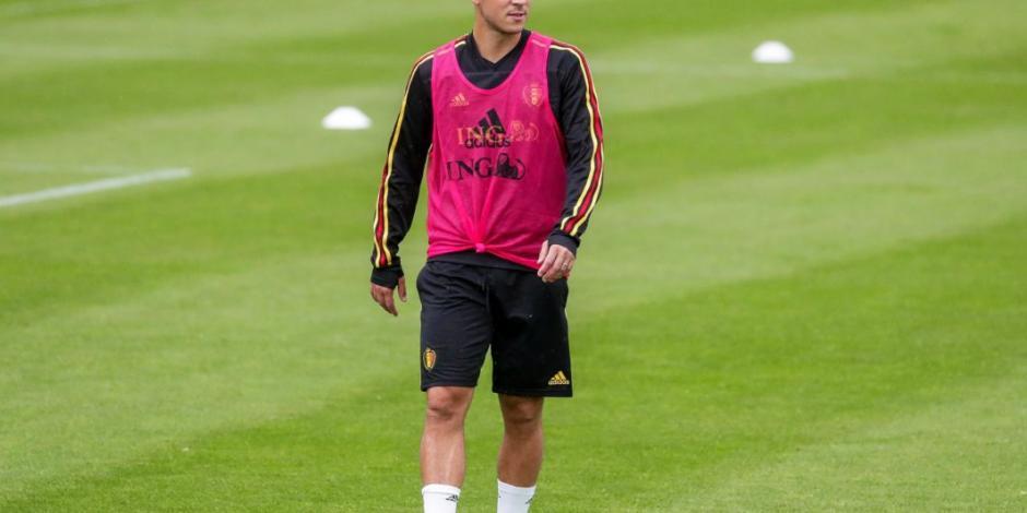 Eden Hazard pide que no lo comparen con Lionel Messi