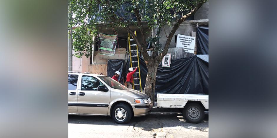 Suman 6 obras clausuradas por irregularidades en CDMX