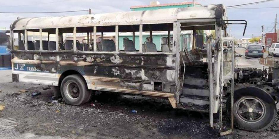 En Chihuahua violencia deja 17 muertos y 16 autos quemados