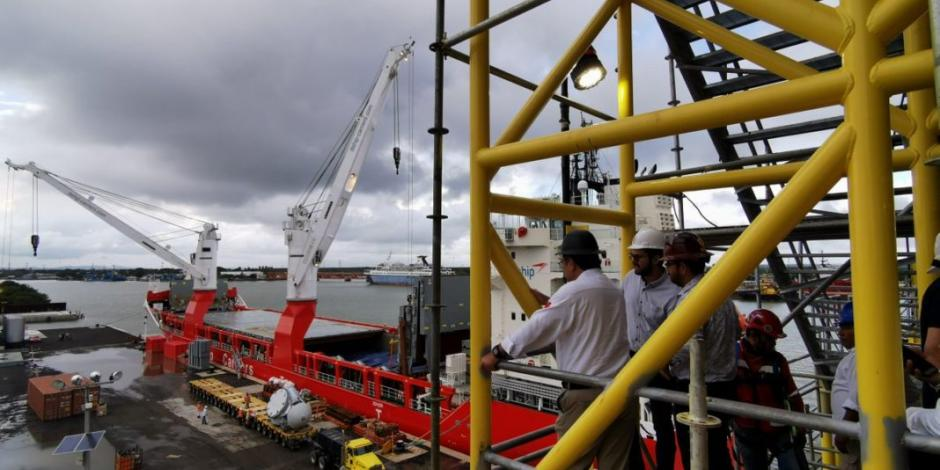 López Obrador anuncia gira por campos y plataformas petroleras
