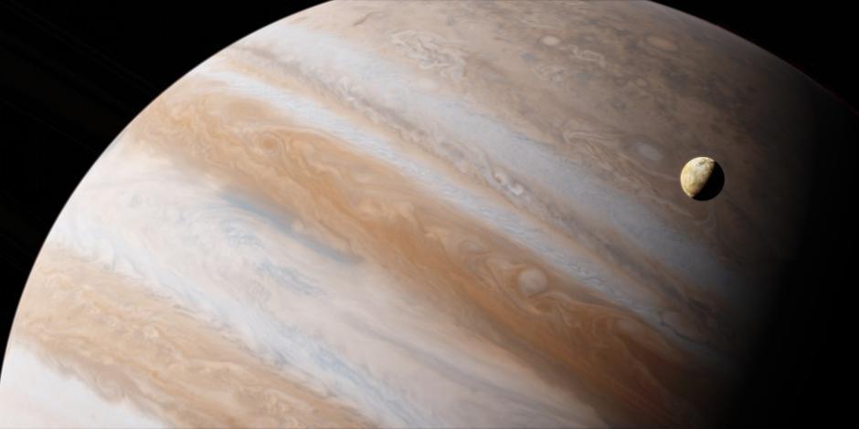 Científicos: Planetas gaseosos como Júpiter podrían ser clave para la vida