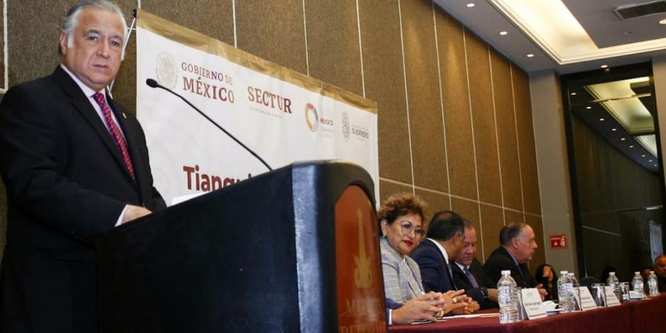 Tianguis Turístico priorizará la atracción de divisas, anuncia Torruco