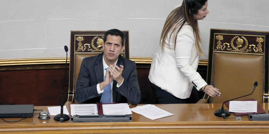EU apoya a principal opositor de Maduro