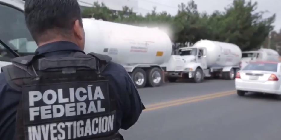 Recuperan combustible robado y hallan tomas clandestinas en 3 estados