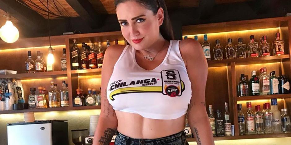 Celia Lora se cansa de la censura en redes y lanza sitio erótico (VIDEO)
