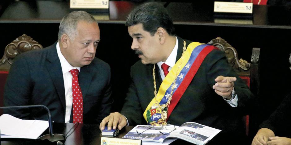 Contactos con Washington tienen la venia de Maduro