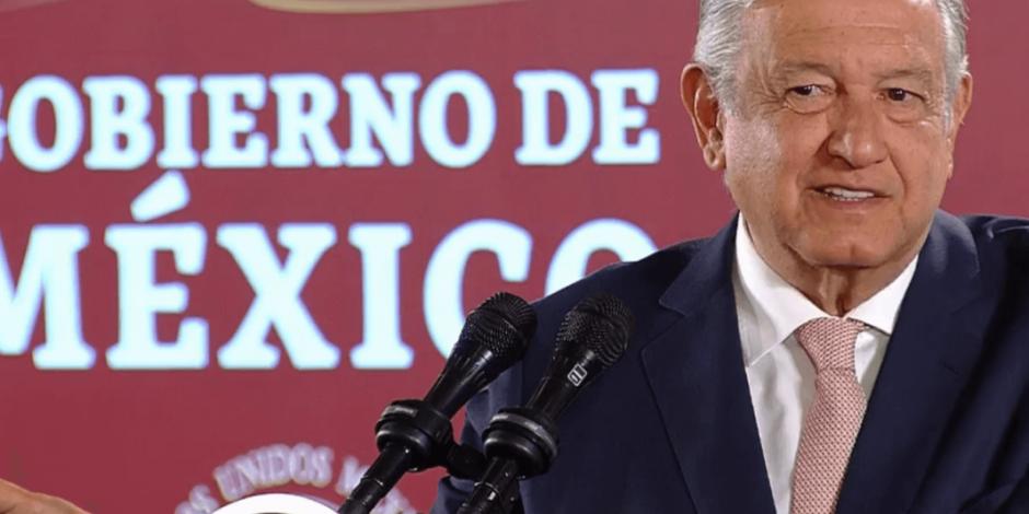 Ley Bonilla debe ser publicada y federación no se involucra: AMLO