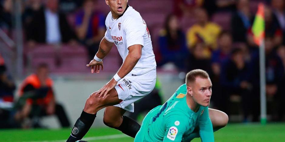 VIDEO. El Barcelona golea al Sevilla del