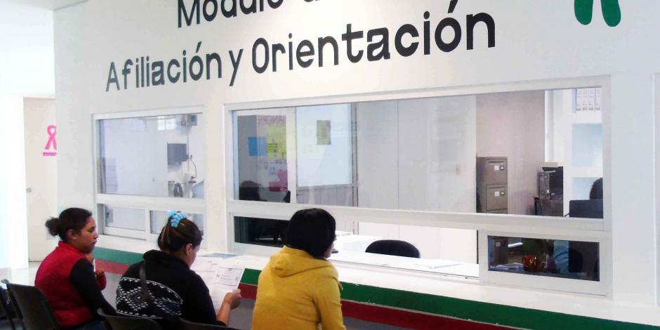 Garantizado el servicio a afiliados tras desaparición de Seguro Popular: AMLO