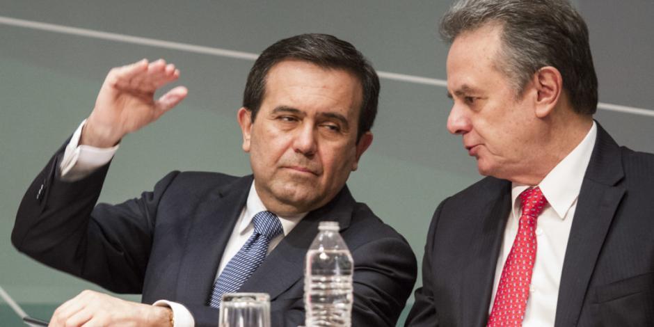 Piden extitulares de Energía y Economía saber si son investigados por FGR