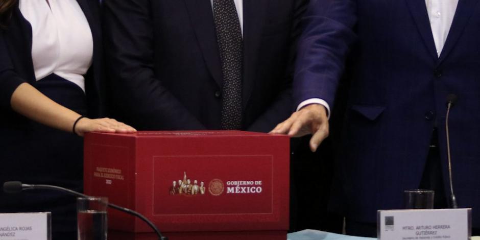 Estable el superávit de 0.7% para 2020 planteado por Hacienda