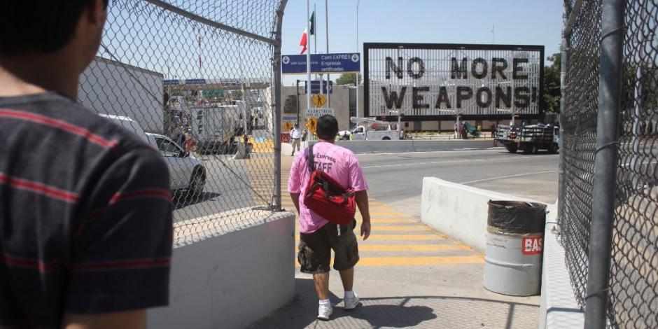 México detuvo a voluntaria de migrantes en frontera con EEUU