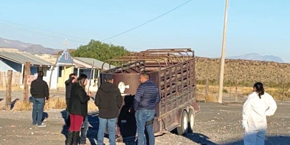 Asesinan a funcionario de Coahuila