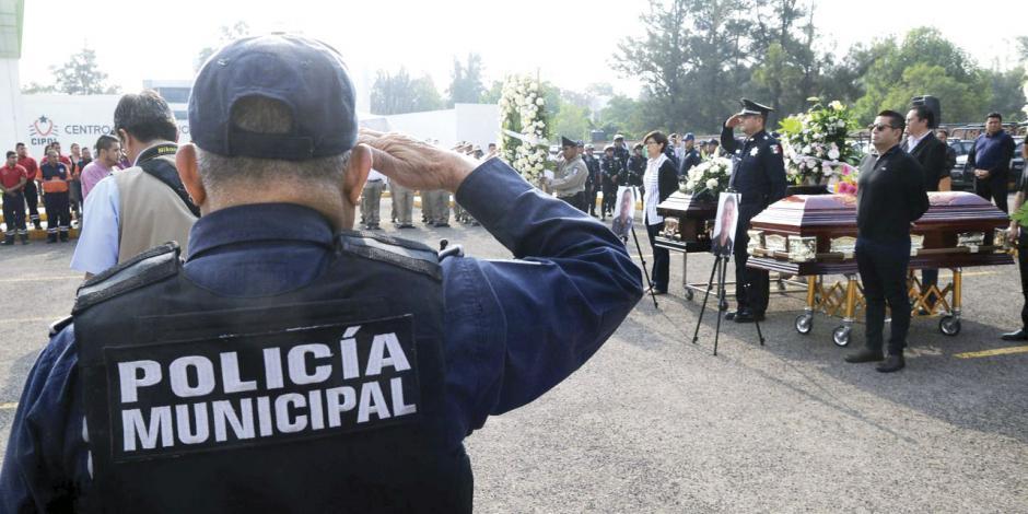 Matan en Guanajuato a más policías que en EU