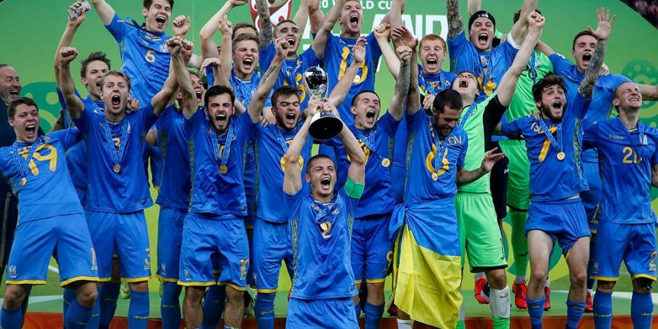 Ucrania es el nuevo campeón del Mundo Sub20 tras vencer a Corea