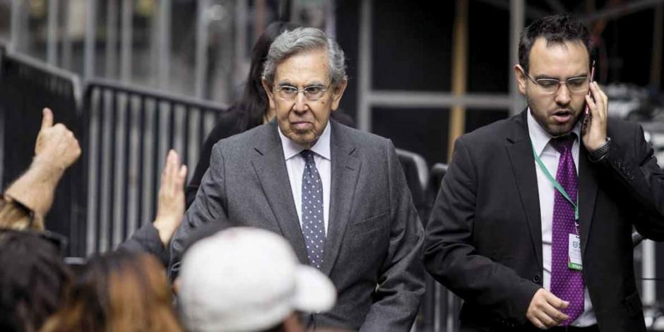 Condena Cárdenas ampliación de mandato en Baja California
