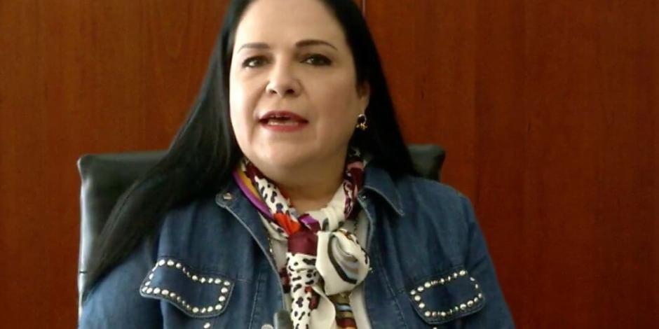 Presidencia del Senado avala y aclara elección de Rosario Piedra para CNDH