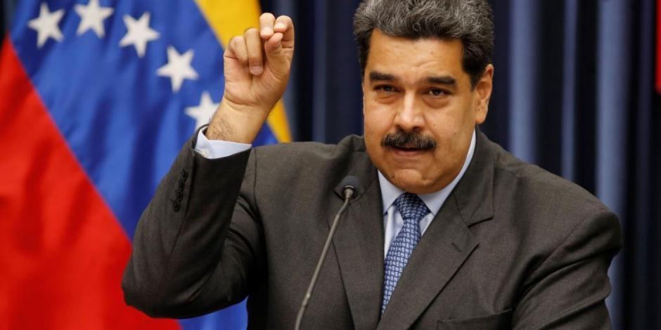Maduro acepta plan de México y Uruguay para diálogo sobre Venezuela