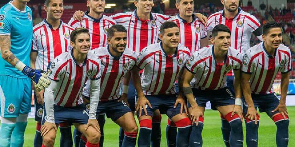 La lista completa de jugadores transferibles de Chivas